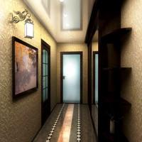 дизайн маленькой прихожей в квартире фото 24
