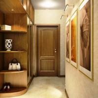 дизайн маленькой прихожей в квартире фото 34