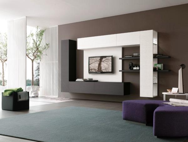 интерьер современной гостиной фото 3