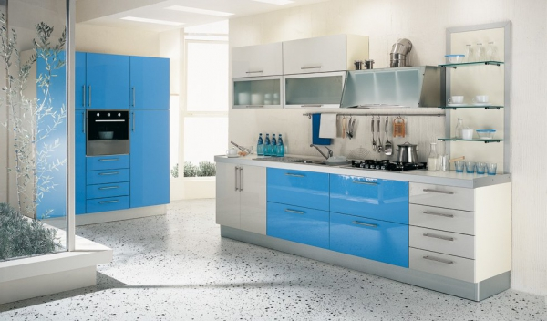 какой цвет обоев выбрать для кухни фото 5