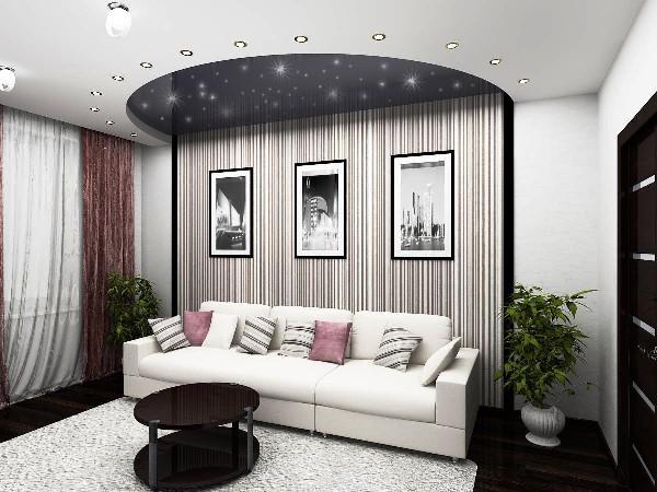 красивые гостиные в современном стиле фото