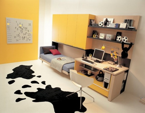 мебель в комнату для подростка мальчика фото