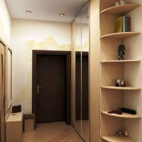 шкаф-купе в коридоре дизайн фото 18