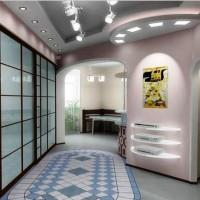 шкаф-купе в коридоре дизайн фото 19