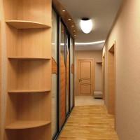 шкаф-купе в коридоре дизайн фото 23