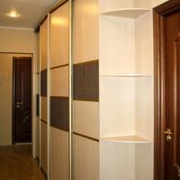 шкаф-купе в коридоре дизайн фото 24