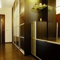 шкаф-купе в коридоре дизайн фото 6