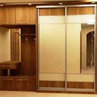шкаф-купе в коридоре дизайн фото 7