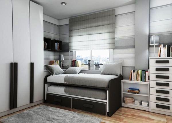 шторы для комнаты мальчика подростка фото