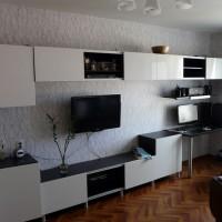 стенка в гостиную в современном стиле фото 18