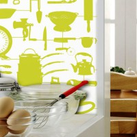 цвет обоев для кухни фото 21