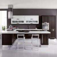 цвет обоев для кухни фото 28