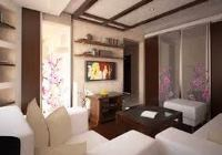 дизайн маленькой гостиной в квартире фото