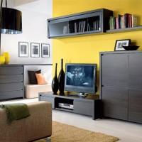 интерьеры в желтых тонах фото 39