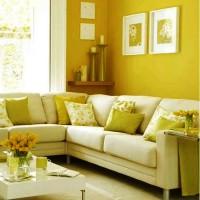интерьеры в желтых тонах фото 6