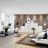 красивые квартиры фото интерьеров маленьких квартир фото 27