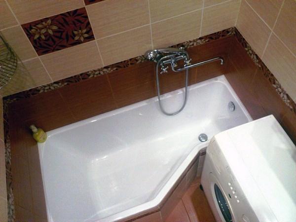 дизайн для ванной комнаты маленького размера фото