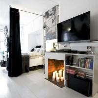 дизайн однокомнатных квартир ремонт фото 45