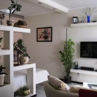 дизайн однокомнатных квартир ремонт фото 47