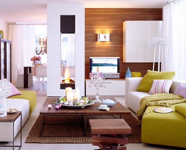 идеи для однокомнатной квартиры фото 6
