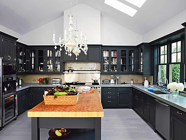 роскошные кухни фото 2