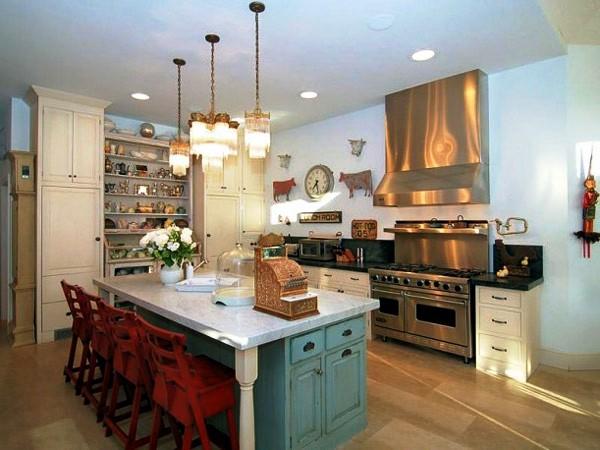 роскошные кухни фото