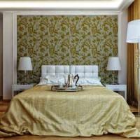 спальня в бежевых тонах фото 32