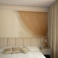 спальня в бежевых тонах фото 40