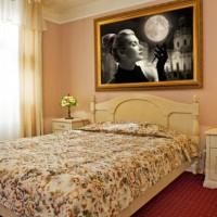 спальня в бежевых тонах фото 41
