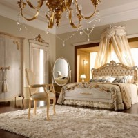 спальня в бежевых тонах фото 44