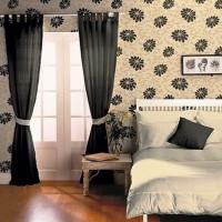 спальня в бежевых тонах фото 48