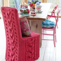 чехлы для стульев на кухню фото 23