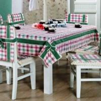 чехлы для стульев на кухню фото 3