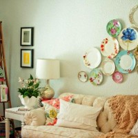 декоративные настенные тарелки фото 10