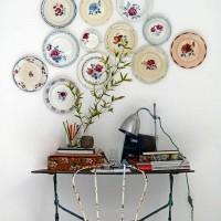 декоративные настенные тарелки фото 3