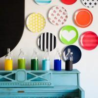 декоративные настенные тарелки фото 36