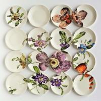 декоративные настенные тарелки фото 40