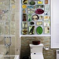 декоративные настенные тарелки фото 5
