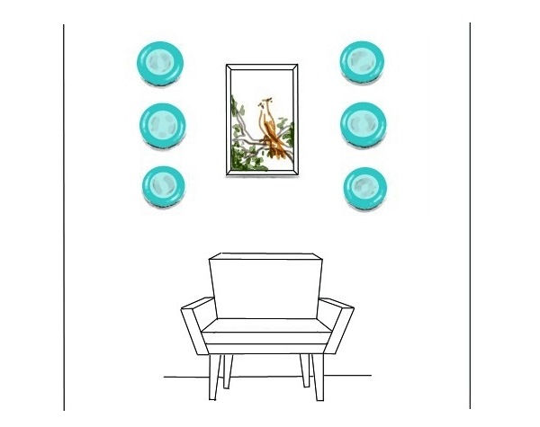 декоративные тарелки на стену фото 8