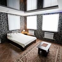 дизайн комнаты в черно белых тонах фото 27