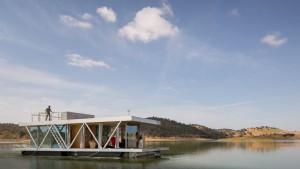 плавучий дом floatwing