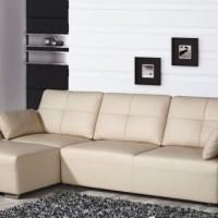 кожаный угловой диван фото 17