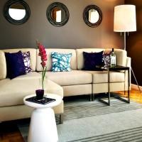 кожаный угловой диван фото 29