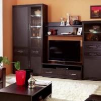мебель цвета венге фото 24