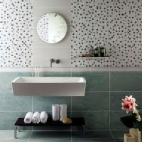 мозаика в ванной дизайн фото 2
