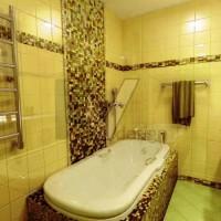 мозаика в ванной дизайн фото 23