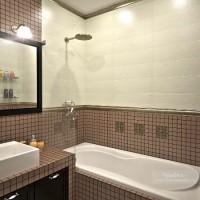 мозаика в ванной дизайн фото 29