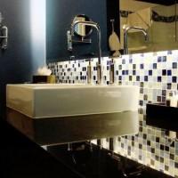 мозаика в ванной дизайн фото 45