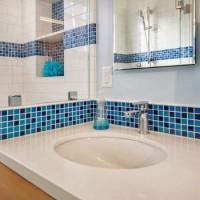 мозаика в ванной дизайн фото 46