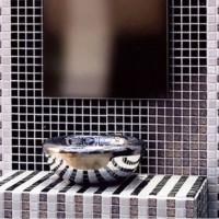 мозаика в ванной дизайн фото 47